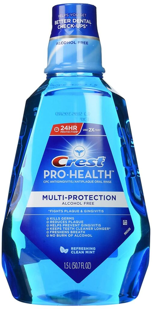 Crest Pro-Health Multiprotection Rinse