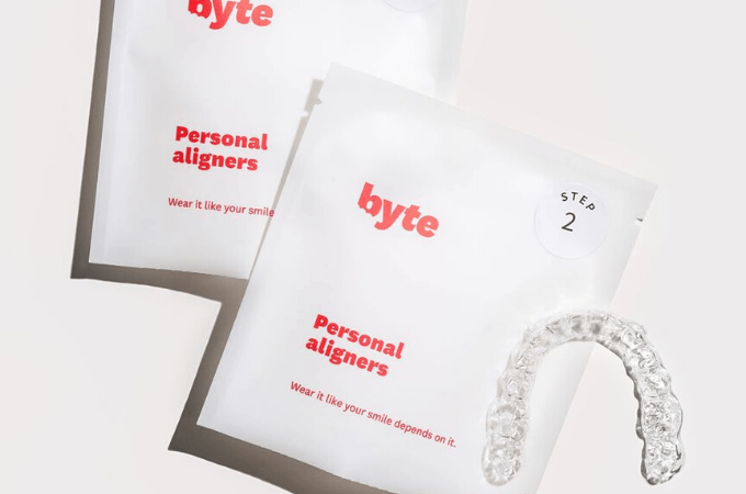 byte personal aligners