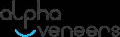 alpha veneers logo