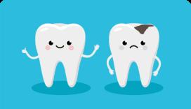 dental cavities
