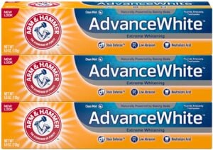 ARM HAMMER Advanced White Extreme Whitening Toothpaste