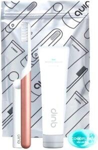 Quip Copper metal Toothbrush